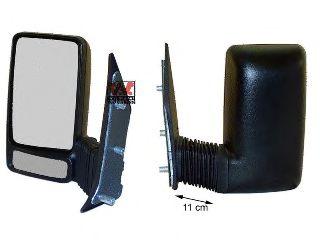 IVECO DAILY 1999-2006 DOOR MIRROR GLASS LOWER WIDE
