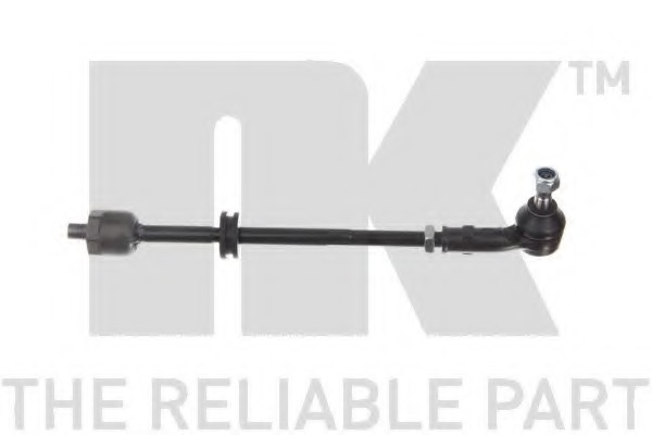 FEBI 15990 Rod Assembly Front Axle Right