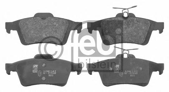 Bosch Disc Brake Pad BP    583