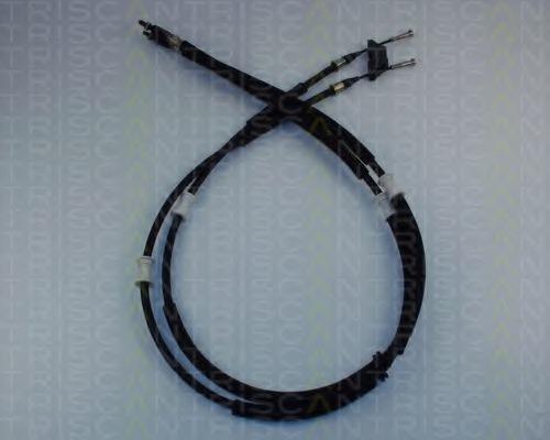 Handbrake Cable BC3649 Quinton Hazell Hand Brake Parking 24465148 522528 Quality
