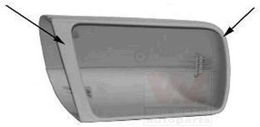 Alkar ClimAir CL 46059 Window Visors