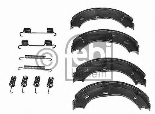 Ferodo FSB63 Brake Shoe Set parking brake set of 4