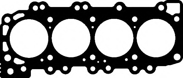 Gasket, cylinder head for Nissan X-TRAIL (T30) - alvadi ee