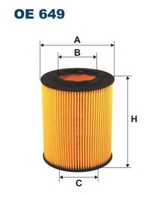 Filtre à huile HU925//4X MANN 11421427908 11421740534 11427509430 7509430 11427512300