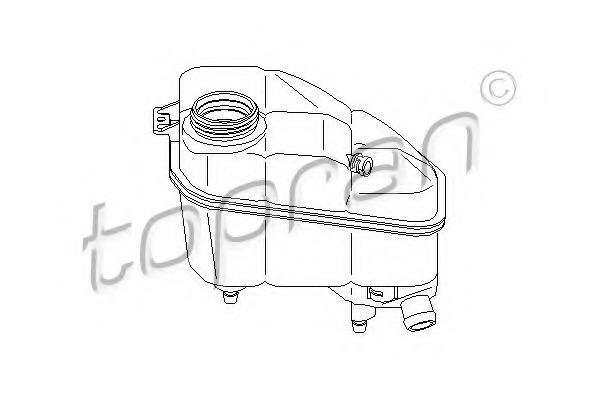 expansion tank - Mercedes-Benz E-Class (W211) SDN/ESTATE - Parts