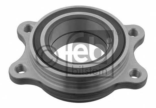 FEBI 30271 Wheel Bearing Kit Front Axle left or right
