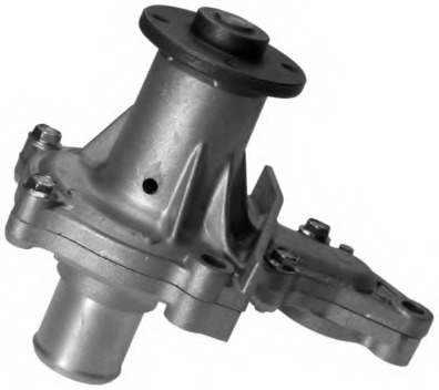 Water Pump - TOYOTA COROLLA COUPE (AE86) - Parts