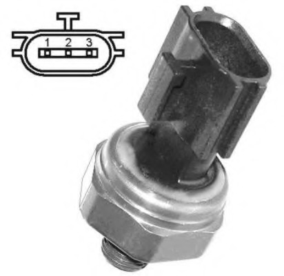 Pressure Switch, air conditioning for Nissan NAVARA/FRONTIER