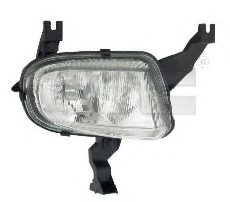 Van Wezel 4037995 Fog Lights