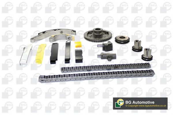 timing chain kit - nissan x-trail  t30