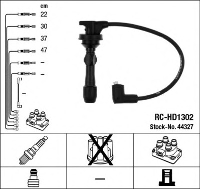 Ignition Cables For Hyundai I10 Pa Alvadi Ee
