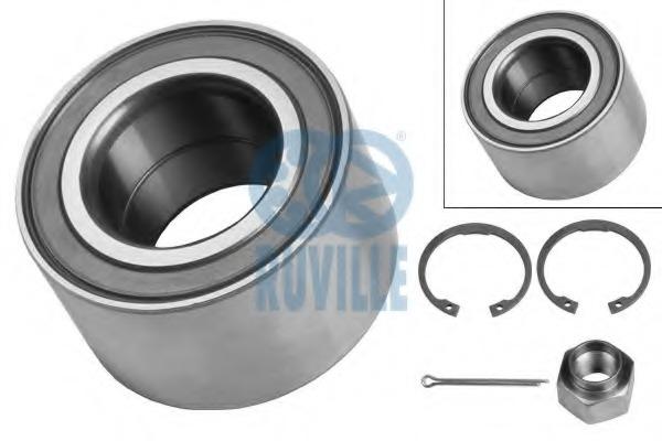 Wheel Bearing Kit Ruville 9000 9000 For Chevrolet Kalos