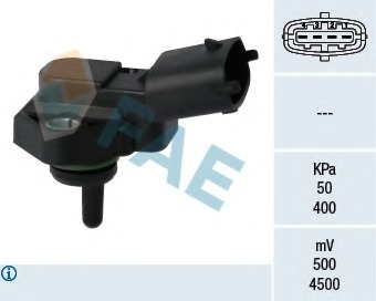 intake manifold pressure FAE 15095 Sensor