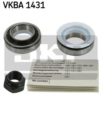 SKF VKBA 6780 Wheel bearing kit