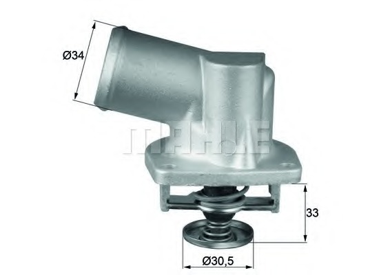 Triscan 86209192 Thermostat