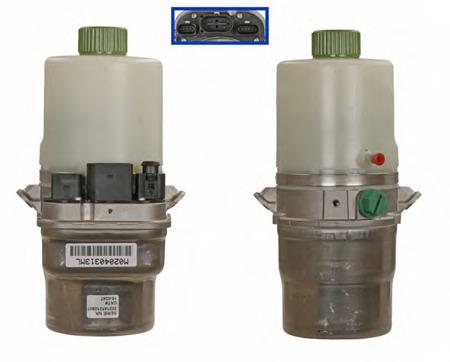 Electric Hydraulic Pump >> Hydraulic Pump Steering System 15 0247 19 0247 For Vw Polo 9n Hb