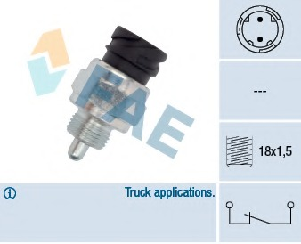 reverse light 4.63102 DT Spare Parts Switch