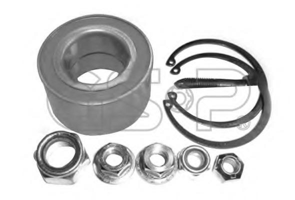 69a71f41a67 Wheel Bearing Kit GSP GK1358. Wheel Bearing Kit. Item code: AL21124015