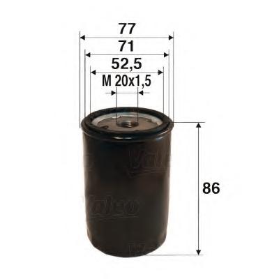 Mecafilter ELH4332 Oil Filter