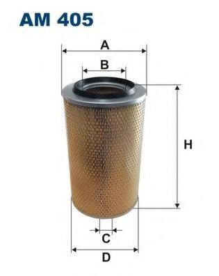 Luftfilter FILTRON AM405
