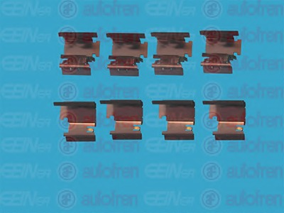 Nk 7923218 Accessory Kit Disc Brake Pads