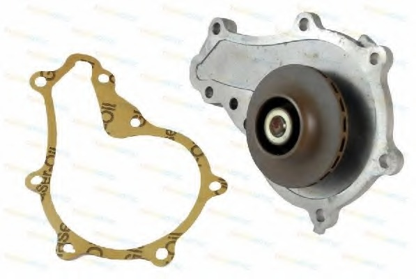 NEW WATER PUMP /& GASKET CITROEN BERLINGO,DISPATCH,PICASSO 1.6 HDi