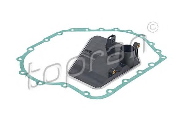 TOPRAN Hydraulic Filter Set automatic transmission 116 008