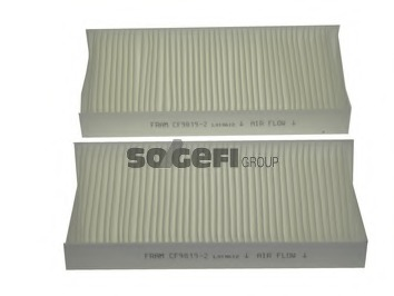65504 interior air - white MAPCO Filter