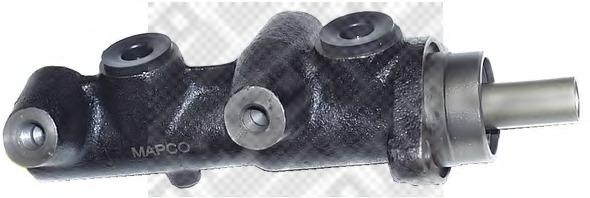 устройство главного тормозной цилиндра вольво 740