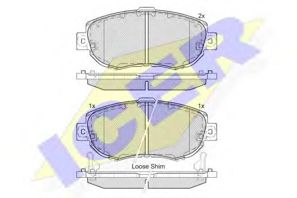 for Kawasaki Side PNLS KX 03 Black UFO KA03739-001 Replacement Plastic