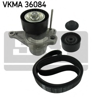 SKF VKMC 36084 Multi-V belt and water pump kit