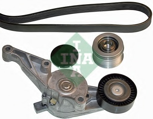Contitech 6PK1050K1 V-Ribbed Belt Set