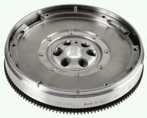 Flywheel - AUDI A4 (B6) - Parts