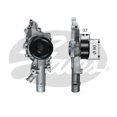 Graf PA909 Water Pump