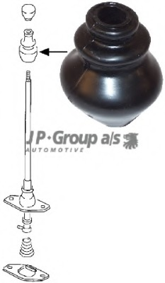 Front Gearshift Rod Bush Replacement Part VW Transporter 1.8 2.0 1.7 1.6