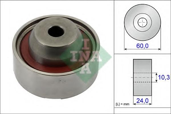 SKF VKM 85152 Timing idler kit