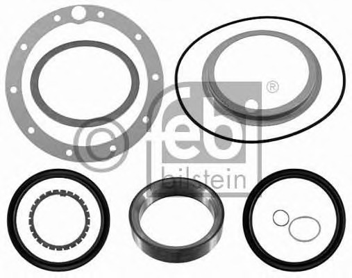 Gasket Set Wheel Hub