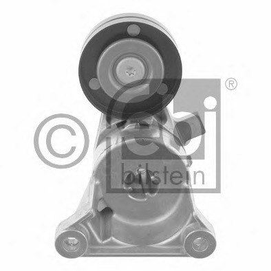 Gates V-Ribbed Belt Tensioner Pulley For Volvo 850 S70 S80 V70 2.5 TDI T38437