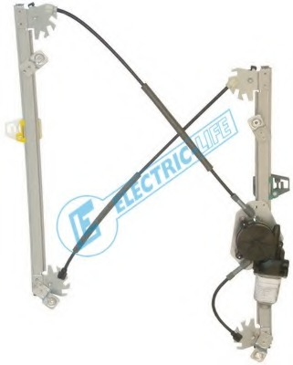 Window Lift ELECTRIC LIFE ZR RN69 L for Renault