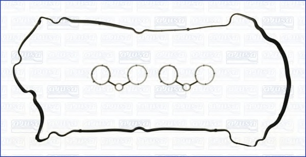 gasket set  cylinder head cover - peugeot rcz