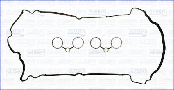 gasket set  cylinder head cover - peugeot rcz