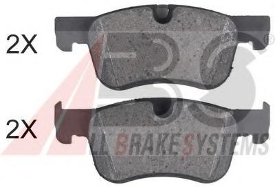BRAND NEW MINTEX FRONT BRAKE PADS SET MDB3393 REAL IMAGES OF THE PARTS