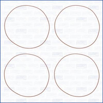 O-Ring Set, cylinder sleeve for Citroen C3 (SC) - alvadi ee