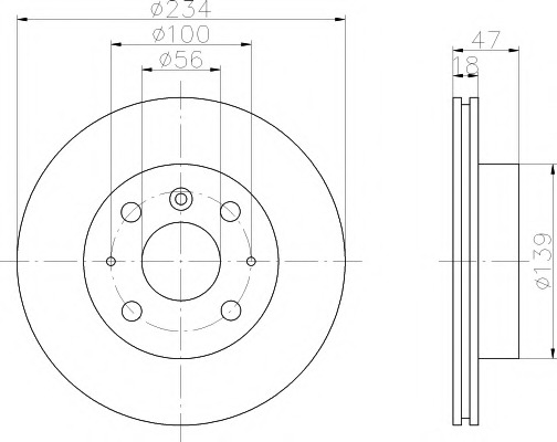 brake disc for daihatsu charade (g100) alvadi eeDaihatsu Charade G100g100turbo Models Wiring Diagram Binatanicom #9