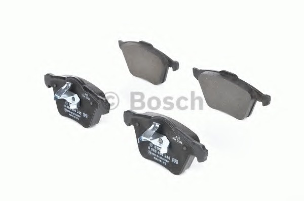 Bosch 0986494023 Brake Pad Set