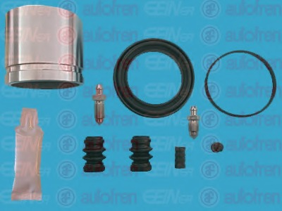 Genuine Hyundai 58190-33A00 Brake Caliper Kit Right Front