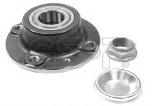 Wheel Bearing Kit SKF VKBA 3594 for CITROEN C5 (DC/DE