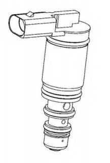 Reguleerimisklapp, kompressor NRF 38450