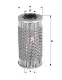 UFI FILTERS 26.687.00 Filtre Diesels