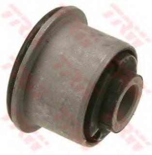 FEBI 26128 Control Arm-//Trailing Arm Bush Lower Front Axle Front